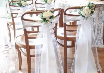 Beautiful chairs by Marcia